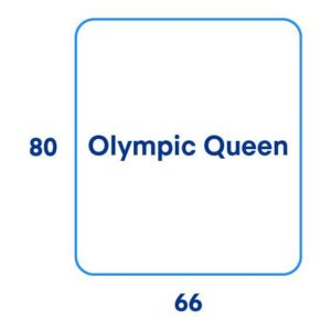 Olympic Queen Size Mattress Dimensions